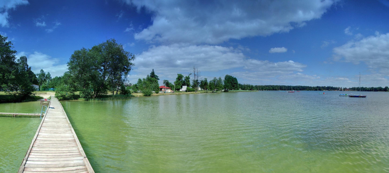 Jezioro Białe Widok